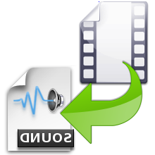 How extract audio from video